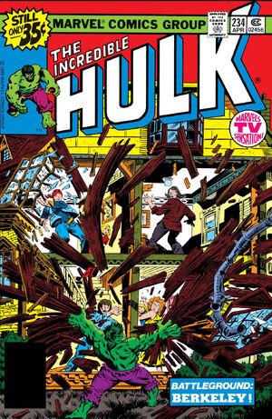 Incredible Hulk Vol 1 234
