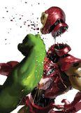Invincible Iron Man Vol 1 19 Textless