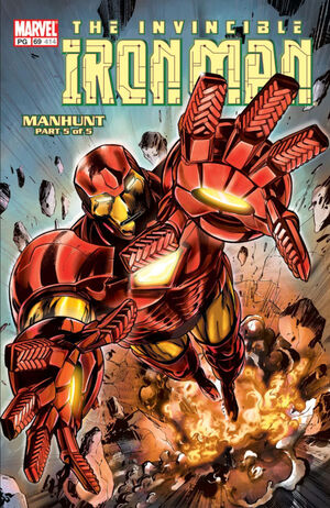 Iron Man Vol 3 69