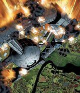 J-RICE Orbital Energy Platform from Ultimate Comics Ultimates Vol 1 23 002
