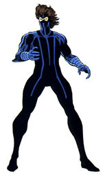 Jeff Wilde (Earth-616) from Gamer's Handbook of the Marvel Universe Vol 6 001