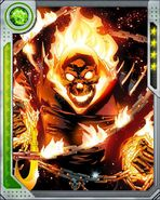 Johnathon Blaze (Earth-616) from Marvel War of Heroes 016