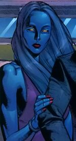 Kymri (Earth-41001) from X-Men The End Vol 3 4 0001