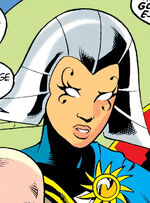 Lilandra Neramani (Earth-TRN566) from Adventures of the X-Men Vol 1 11 001