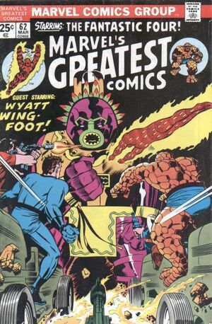 Marvel's Greatest Comics Vol 1 62