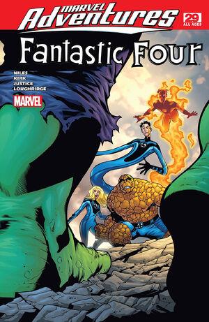 Marvel Adventures Fantastic Four Vol 1 29