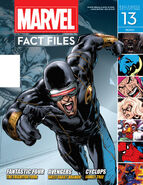 Marvel Fact Files Vol 1 13