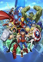 Marvel Future Avengers poster 001