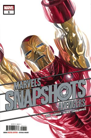 Marvels Snapshots Avengers Vol 1 1