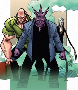 Nobili Family (Earth-616) 0001