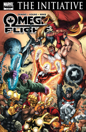 Omega Flight Vol 1 4