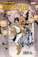 Princess Leia Vol 1 2
