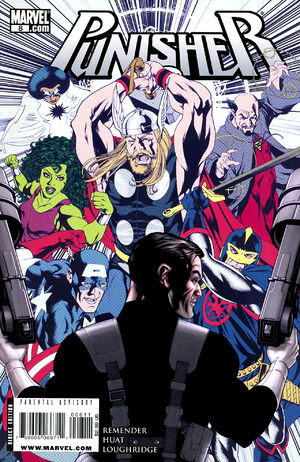 Punisher Vol 8 8