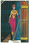 Rachel Summers (Earth-811) from Arthur Adams Trading Card Set 0001
