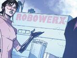 Robowerx (Earth-616)/Gallery
