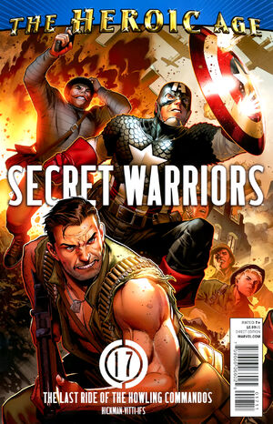 Secret Warriors Vol 1 17