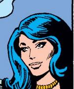 Sharlene (Earth-616) from Captain Marvel Vol 1 48 001