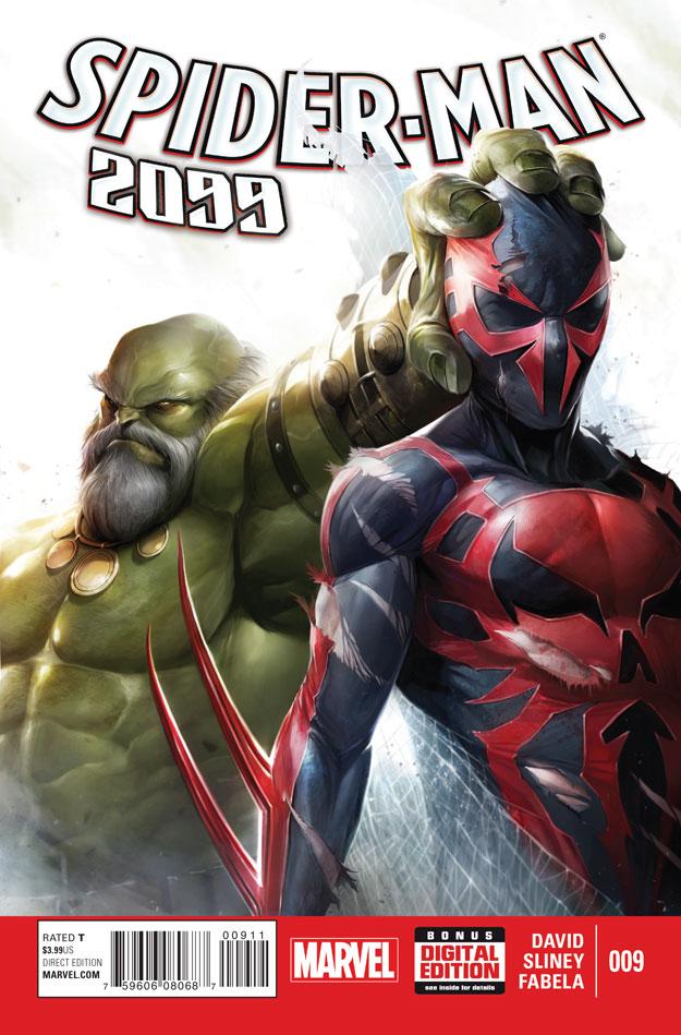 Spider-Man 2099 #2   NEW!!!