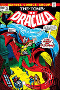 Tomb of Dracula Vol 1 12