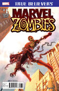 True Believers Marvel Zombies Vol 1 1