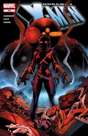Uncanny X-Men Vol 1 446