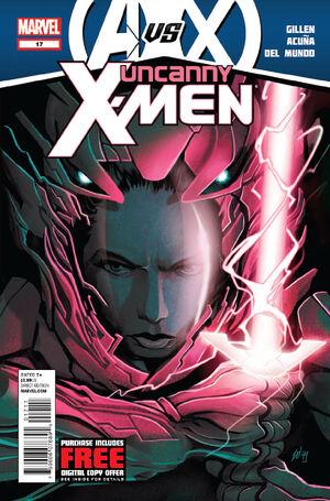 Uncanny X-Men Vol 2 17