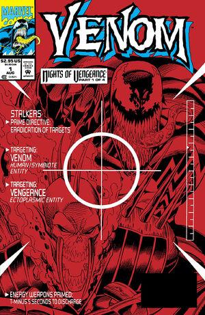 Venom Nights of Vengeance Vol 1 1