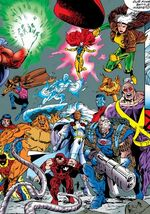 X-Men (Earth-95126) from Punisher Kills the Marvel Universe Vol 1 1 0001