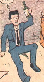 Anthony Stark (Earth-89768) from Fred Hembeck Destroys the Marvel Universe Vol 1 1 0001