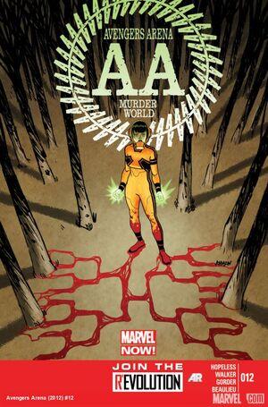 Avengers Arena Vol 1 12