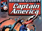 Captain America Vol 3 36