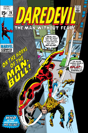 Daredevil Vol 1 78