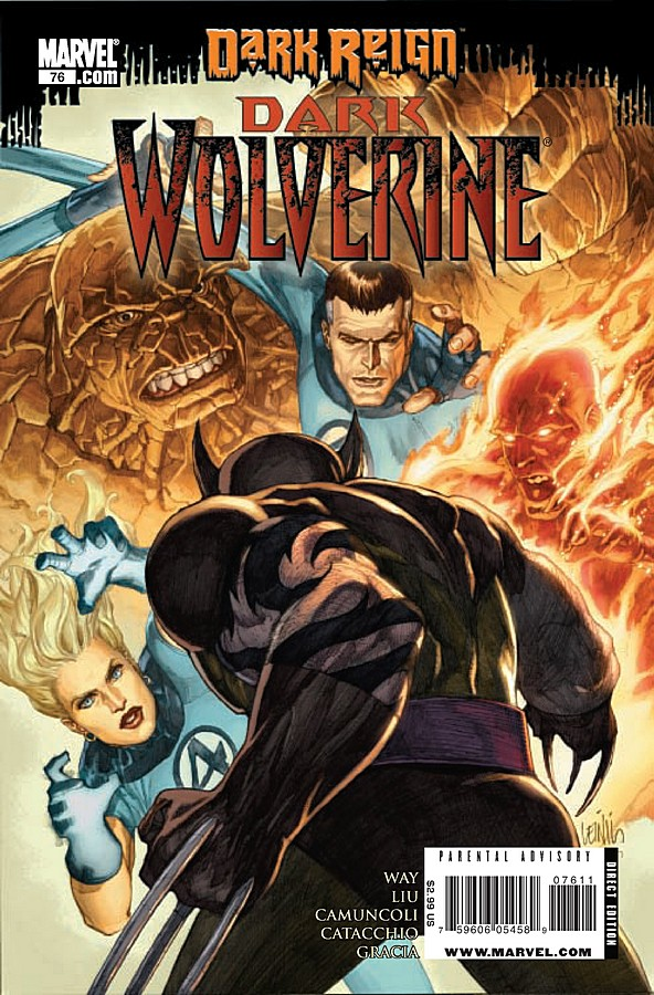 Dark Wolverine Vol 1 76