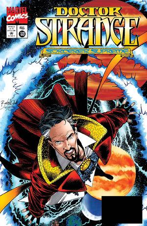 Doctor Strange, Sorcerer Supreme Vol 1 80