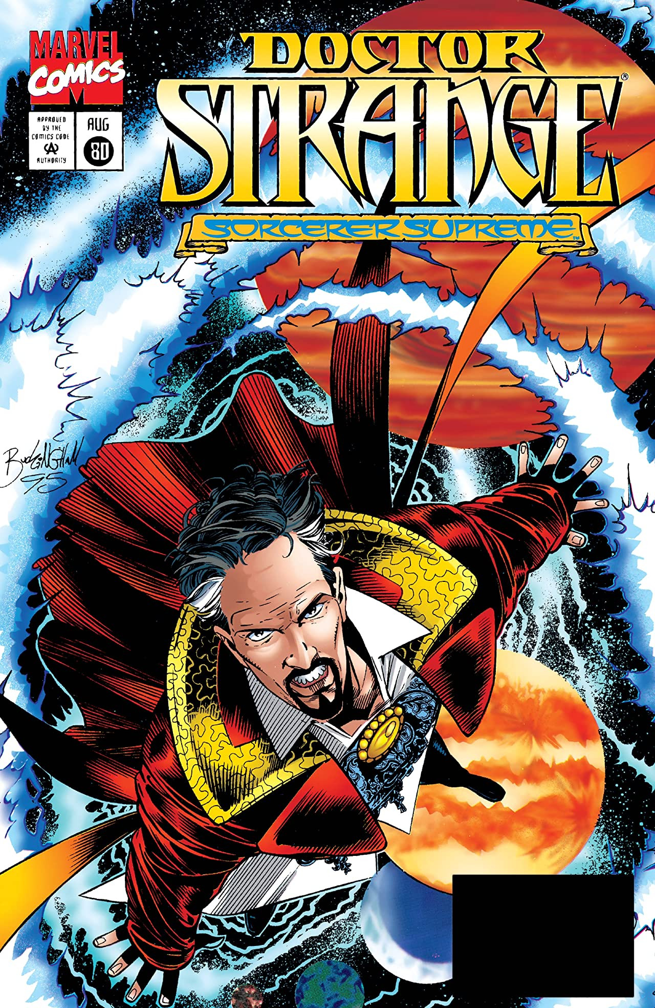 Doctor Strange Sorcerer Supreme Vol 1 80