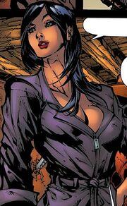 Elizabeth Braddock (Earth-7642) from Cyberforce X-Men Vol 1 1 001
