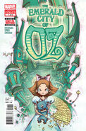 Emerald City of Oz Vol 1 1