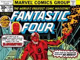 Fantastic Four Vol 1 184