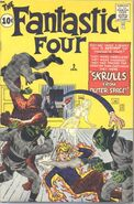 Fantastic Four Vol 1 2 Vintage