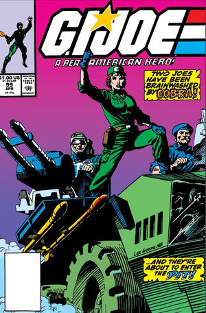 G.I. Joe A Real American Hero Vol 1 99