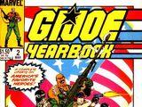 G.I. Joe: Yearbook Vol 1 2