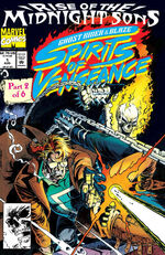 Ghost Rider Blaze Spirits of Vengeance Vol 1 1