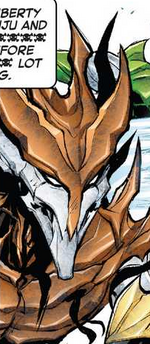 Hive (Poisons) (Earth-17952) Members-Poison Groot from Venomized Vol 1 2 001