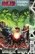 Incredible Hulks Enigma Force Vol 1 2
