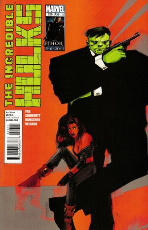 Incredible Hulks Vol 1 626