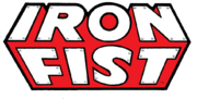 Iron Fist Vol 1 15 Logo