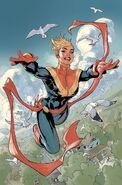 Life of Captain Marvel Vol 2 2 Dodson Variant Textless