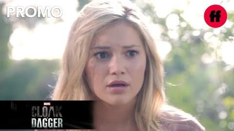 "Marvel's Cloak & Dagger Season 1, Episode 6 Promo ""Funhouse Mirrors"" Freeform"