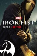 Marvel's Iron Fist poster 006