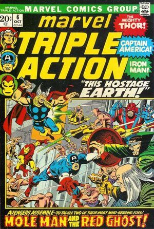 Marvel Triple Action Vol 1 6